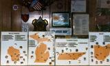 Placards Listing ROTC Universities