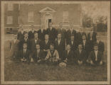 1912-1913 sophomore class of Presbyterian College, Clinton, S.C.